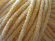 Lerici Cotton Acrylic Yarn #14 Yellow
