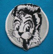 STRAY CATS American Rockabilly Patch 3. Inch