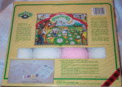 1984 Original Cabbage Patch Kids Afghan Stencilling Kit!