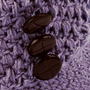 Dark Brown Buttons