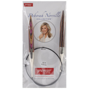 "Deborah Norville Fixed Circular Needles 24""-Size 17/12.0mm"