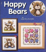 Happy Bears - Cross Stitch Pattern