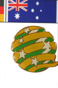 Australia FIFA World Cup Metal Lapel Pin Badge New