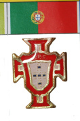 Portugal FIFA World Cup Metal Lapel Pin Badge New