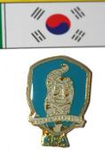 Korea South FIFA World Cup Metal Lapel Pin Badge New