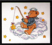 Catch a Falling Star Counted Cross Stitch Pattern By Janlynn