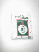 Canadian Goose 7.6cm Circular Framed Cross Stitch Kit By Traditions #T8502