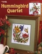 Hummingbird Quartet - Cross Stitch Pattern
