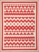 American Jane Patterns Swiss Miss Quilt