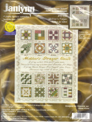 Janlynn - Mother's Prayer - Counted Cross Stitch Kit - #72-109