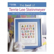 The Best Of Terrie Lee Steinmeyer Cross Stitch Book