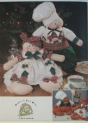 Simplicity Sewing Pattern 9880 - Use to Make - 41cm Gingerbread People