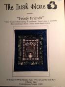 The Irish Hare ~ Frosty Friends ~ Cross Stitch Patterns