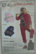 Super Sweats - 3 Patterns to Decorate Sweatshirts from Patchwork Place #P300