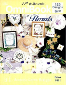 OmniBook Of Florals - Cross Stitch Pattern