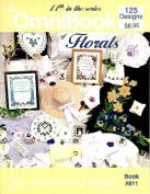 OmniBook Of Florals - Cross Stitch Pattern