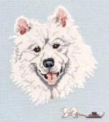 Pegasus Originals Samoyed Counted Cross Stitch Chart Pack