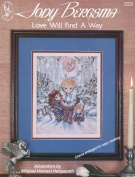Pegasus Originals Love Will Find a Way Counted Cross Stitch Leaflet