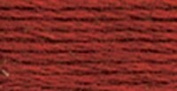 Anchor Six Strand Embroidery Floss 8.75 Yards-Burgundy Medium Dark 12 per box