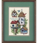 Dimensions Mini Cntd Cross Stitch Kit-Bird House