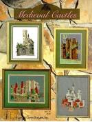 Mediaeval Castles - Cross Stitch Pattern