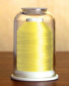 Hemingworth 1000m PolySelect Thread Lemon Citrus 1225