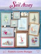 Sail Away - Cross Stitch Pattern