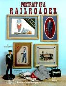 Portrait-Railroader - Cross Stitch Pattern