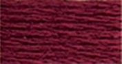 Anchor Six Strand Embroidery Floss 8.75 Yards-Carmine Rose Very Dark 12 per box