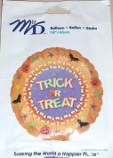 46cm Trick or Treat Balloon