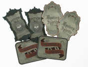 Martha Stewart Crafts Wine Labels, Gothic Manor