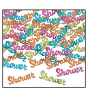 Shower Fanci-Fetti