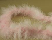 Mini Marabou Feathers BOA Craft Decoration 14 Grammes - 2 Yards