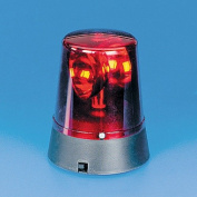 Plastic Red Flashing Mini Beacon Light