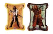 2 Jumbo Pirates of the Caribbean Jack Sparrow Balloons - Jack Sparrow Mylar Bundle