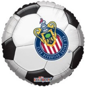 46cm Mls Chivas Usa Balloon