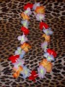 12 Hawaiian Flower Leis - Tiki Style !!!