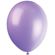 Lilac Lavender Balloons - 10 Pack