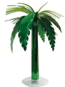 Costumes for all Occasions FF200023 Metallic Palm Tree Table Dcor