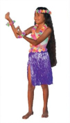 Costumes for all Occasions FF251811 Aloha Set Child Purple