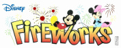 Disney Titlewave Stickers, Fireworks