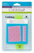Cricut Cuttlebug A2 Julis Garden Embossing Folder and Border
