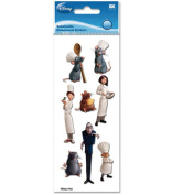 A Touch Of Jolee's Disney(R) Dimensional Stickers - Ratatouille