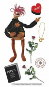 Disney Muppets Pepe the Prawn Dimensional Scrapbook Sticker