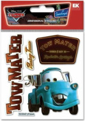 Disney Cars Dimensional Stickers-Tow Mater