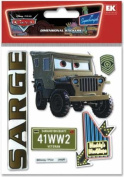 Disney Cars Dimensional Stickers-Sarge