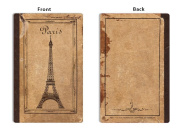 Book Covers 8.9cm x 14cm 2/Pkg-Paris