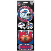 Buffalo Bills Prismatic Stickers