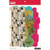 K & CompanySmash Scrapbook Divider Tabs, Animal