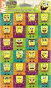 Spongebob Squarepants Expressions Scrapbook Stickers